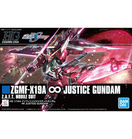 Bandai HGCE 1/144 INFINITE JUSTICE GUNDAM