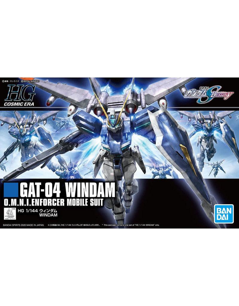 Bandai HGCE 1/144 WINDAM