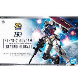 Bandai HG 1/144 RX-78-2 GUNDAM[BEYON D GLOBAL]