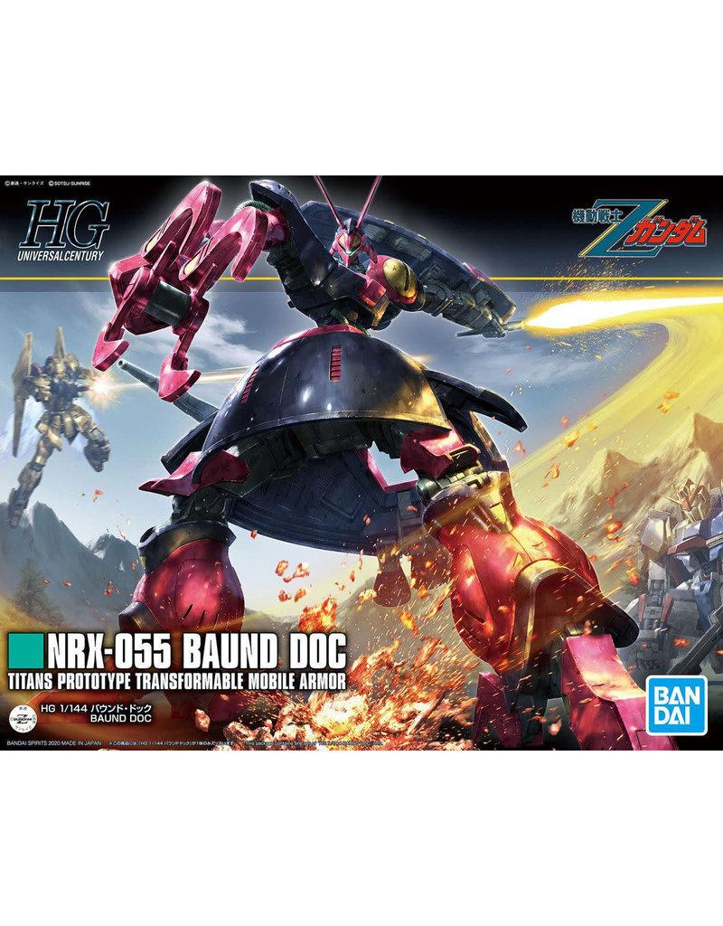 Bandai Bandai 5058822 1/144 HGUC NRX-055 Baund Doc