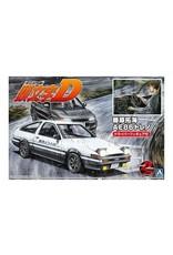 Aoshima Aoshima 005954 1/24 Fujiwara Takumi AE86 Trueno (Project D Version)