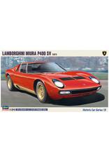 Hasegawa Hasegawa 21213 1/24 Lamborghini Miura P400 SV (1971)