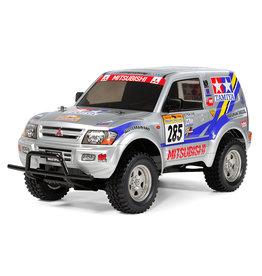 Tamiya Tamiya 1/10 R/C Mitsubishi Pajero Rally Sport (CC-01)