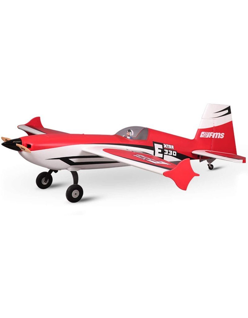 FMS Extra 330 2000mm Red/White PNP