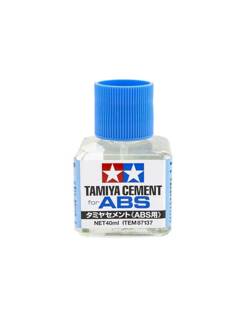 Tamiya Tamiya 87137 ABS Cement 40ml