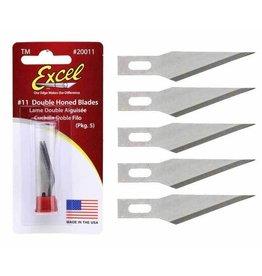 Excel Excel 20011 Super Sharp Double Honed Blade (5 pcs)