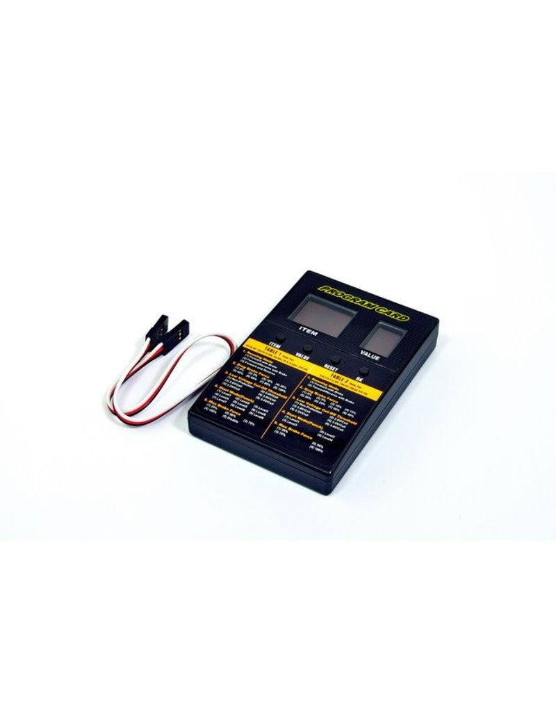 Hobao Brushless Program Card-C-V1