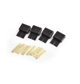 Tornado RC Traxxas Compatible Plug Male 4pcs/bag