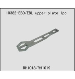 River Hobbies Alloy upper plate suit RH1018/1019