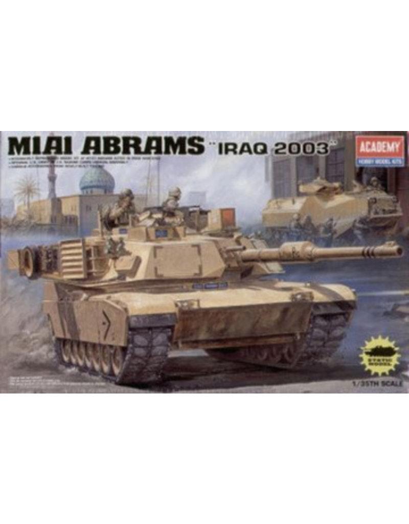 "Academy Academy 1/35 M1A1 Abrams ""Iraq 2003"""