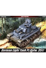 Academy Academy 1/35 35T German Tank Plastic Model Kit
