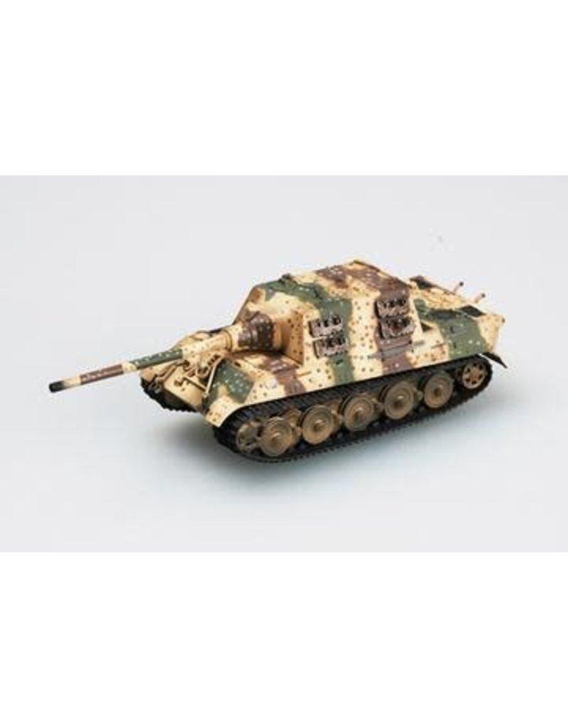 Easy Model 1/72 JAGD TIGER (HENSCHEL MODEL) -S.PZ.JAG.ABT.653 ASSEMBLED MODEL