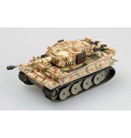 Easy Model 1/72 TIGER 1 EARLY TYPE - GROSSDEUTSCHLAND DIV. RUSSIA 1943 ASSEMBLED MODEL