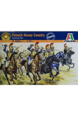 Italeri ITALERI 1/72 FRENCH CARABINERS HEAVY CAVALRY NAPOLEONOC