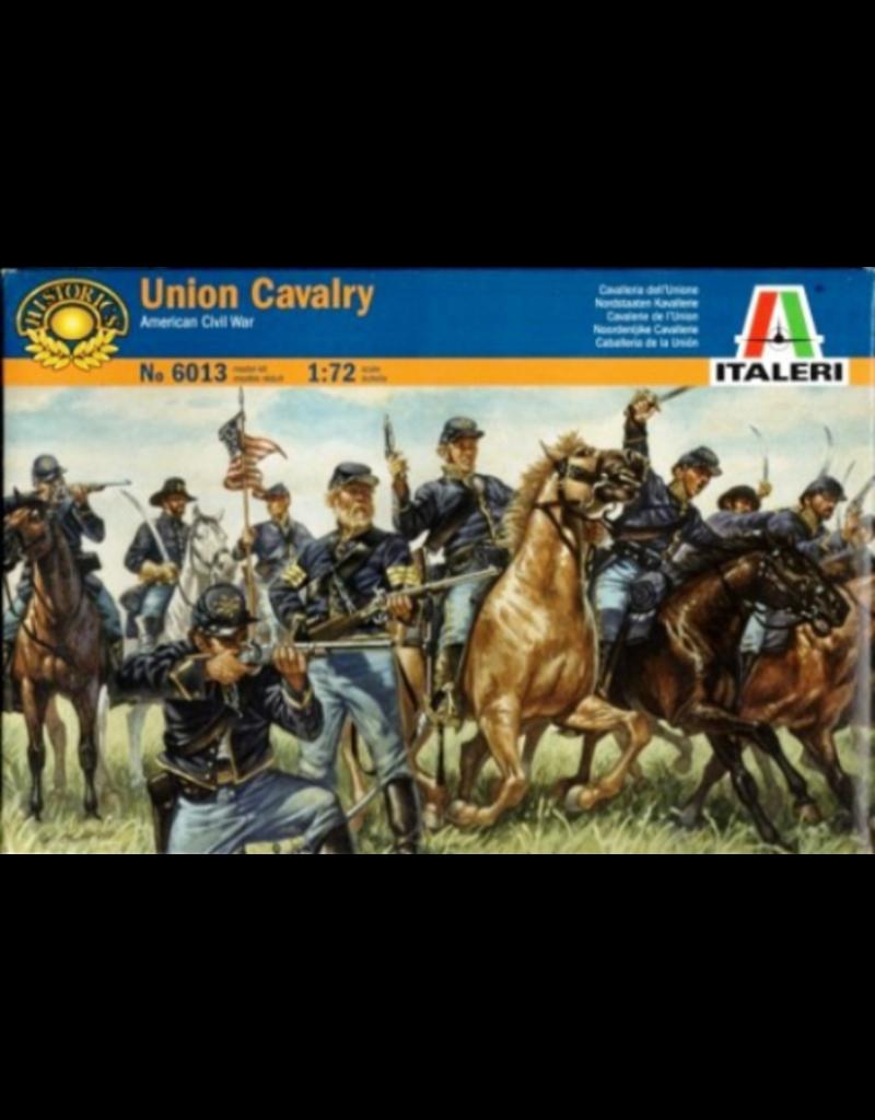Italeri ITALERI 1/72 UNION CAVALRY AM CIVIL WAR