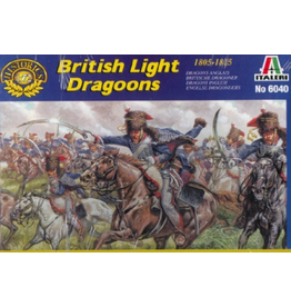 Italeri ITALERI 1/72 BRITISH LIGHT DRAGOONS NAPOLEONIC WARS