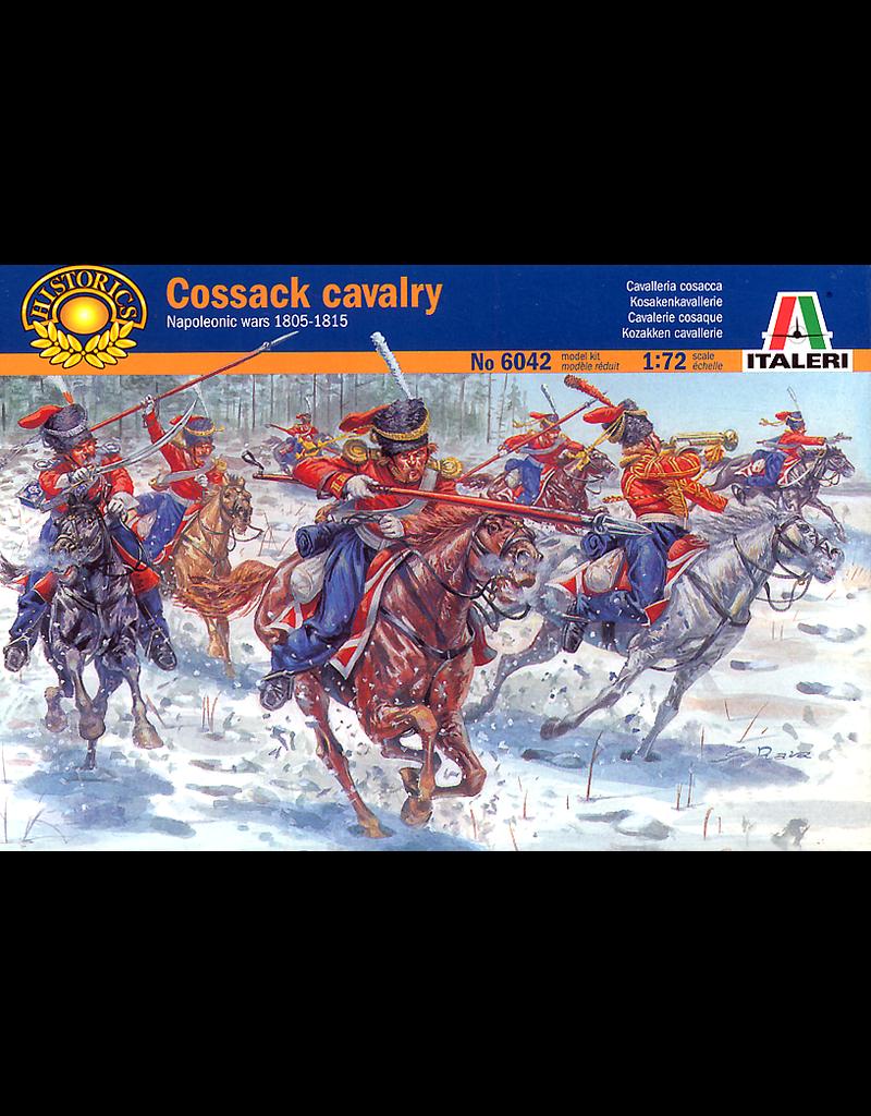 Italeri Italeri 1/72 No.6042 COSSACK CAVALRY