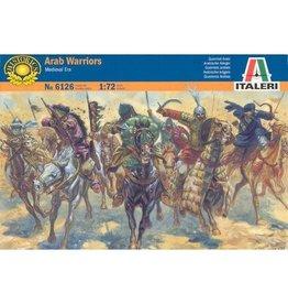 Italeri ITALERI 1/72 ARAB WARRIORS MEDIEVAL ERA