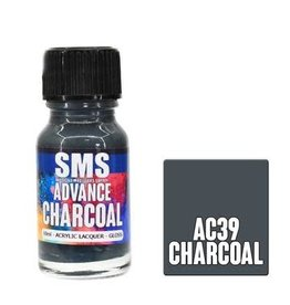 The Scale Modellers Supply SMS Advance CHARCOAL 10ml