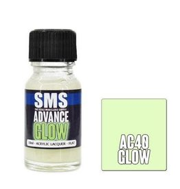 The Scale Modellers Supply SMS Advance GLOW 10ml
