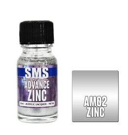The Scale Modellers Supply SMS Advance ZINC 10ml