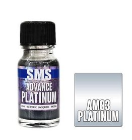 The Scale Modellers Supply SMS Advance PLATINUM 10ml