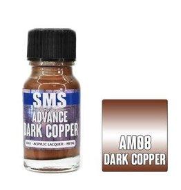 The Scale Modellers Supply SMS Advance DARK COPPER 10ml