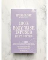 Spongelle Infused Body Buffer Lavender