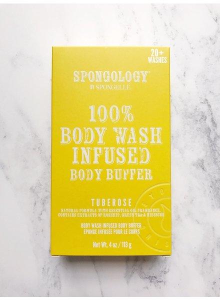 Spongelle Infused Body Buffer Tuberose