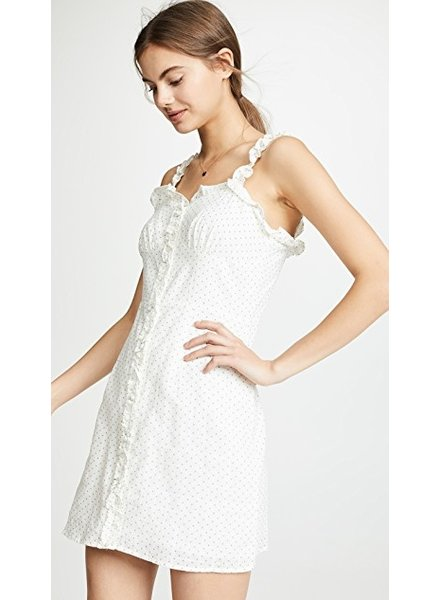 Line and Dot Lille Mini Dress