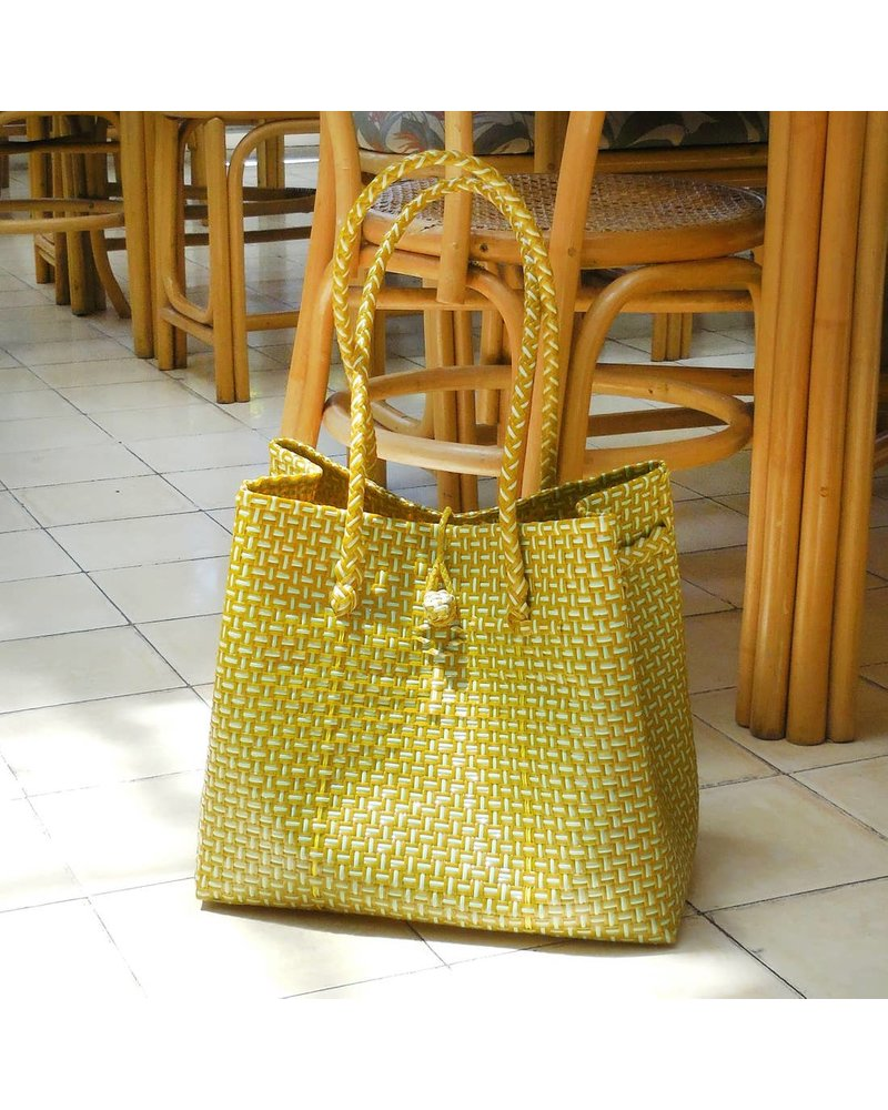 Brunna Co. TOKO Recycled Woven Bag