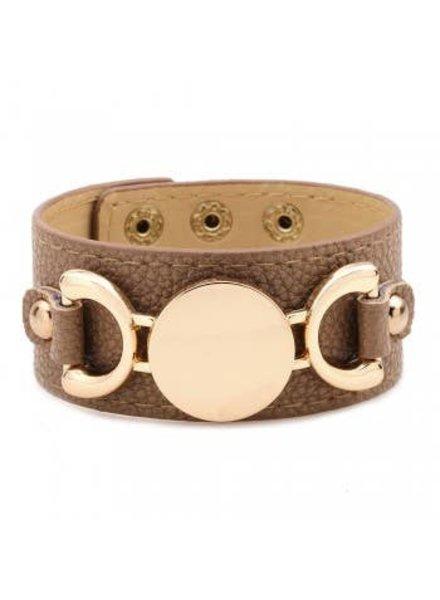 Koko & Lola Accent Cuff Bracelet