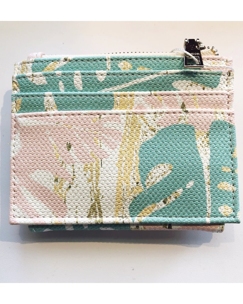 Jen & Co Mini Snap Wallet