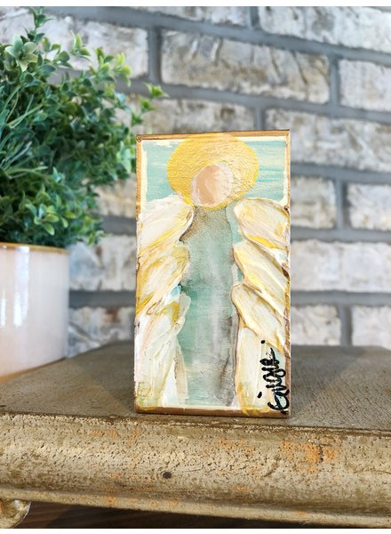 Ginger Leigh Designs Serenity Angel