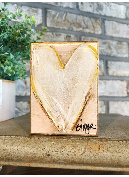 Ginger Leigh Designs Blush Love Heart