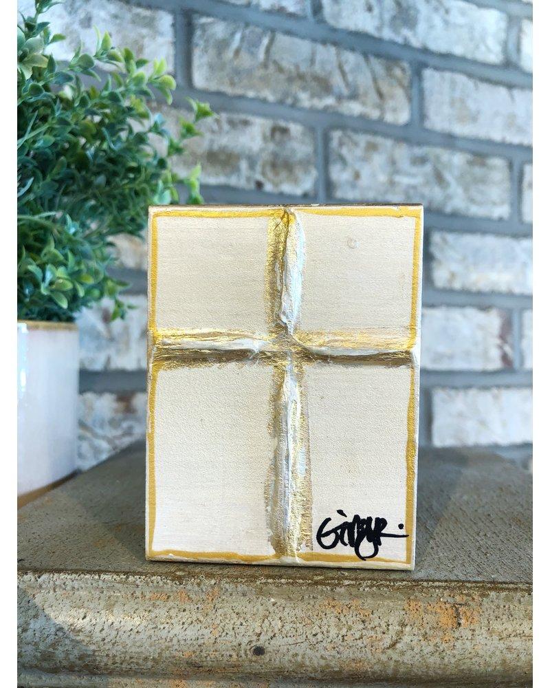 Ginger Leigh Designs Alpha Cross