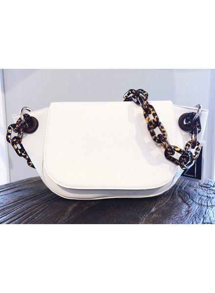 Inzi Lolita Linked Chain Bag