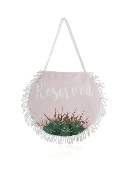 Shiraleah Reserved Beach Towel/Bag