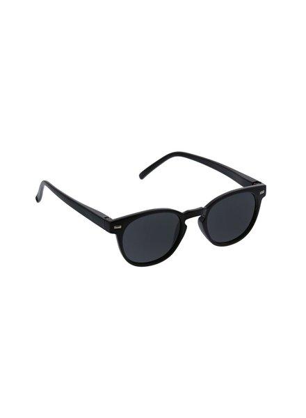 Peepers Black Boho Reader Sunglasses