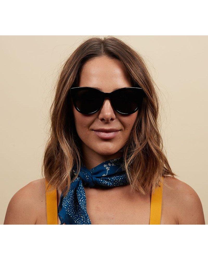 Peepers Black Caliente Reader Sunglasses
