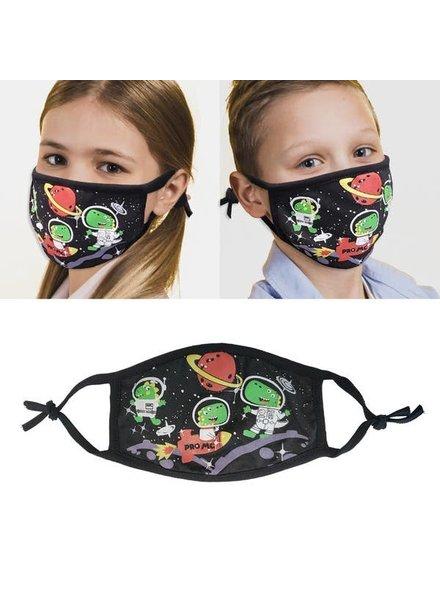 RK Apparel Inc Child - Astro Dino Mask