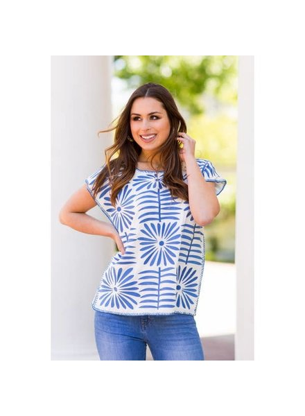 J. Marie Collections Ava Top
