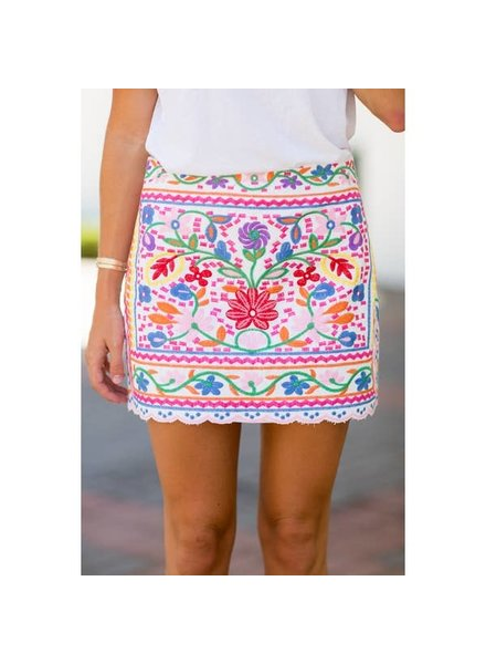 J. Marie Collections Harper Skirt