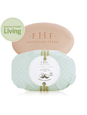 Farmhouse Fresh Coconut Cream Shea Butter Wrapped Soap