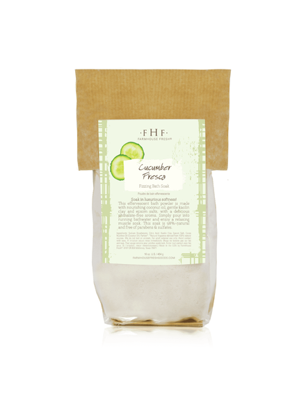 Farmhouse Fresh Cucumber Fresca Fizzer Powder