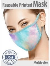 Ninexis Tie Dye Face Mask