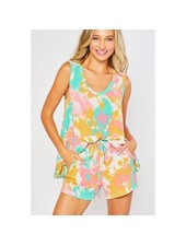 BluIvy Multicolor Loungewear Set