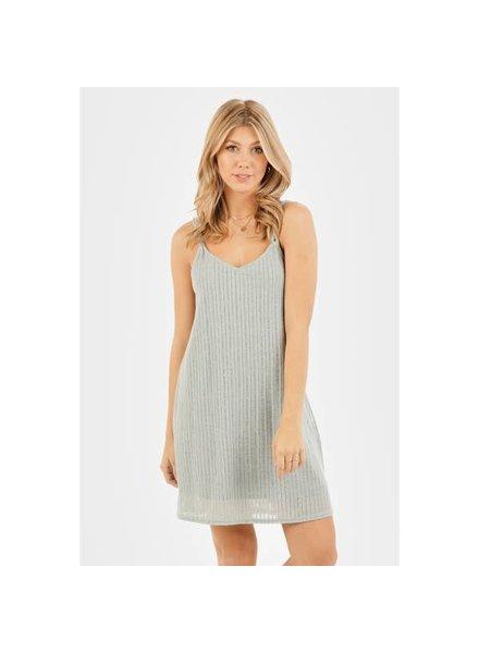 Loveriche Double Strap Sky Dress
