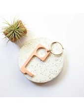 Funky Monkey Fashion Rose Gold - No Touch Button Pusher & Door Opener