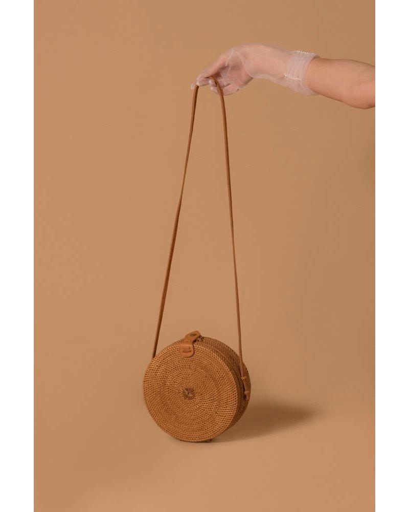 Folk Fourtune Classic Rattan Bag
